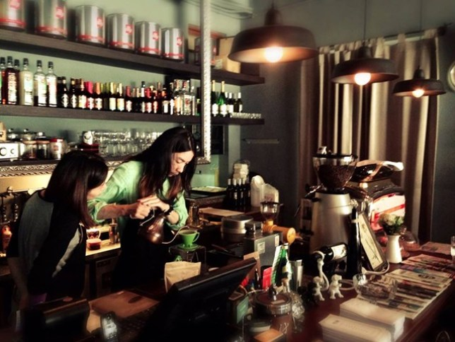 vicuddycafe1106 新竹-Vicuddy Cafe慵懶舒適的環境 東西好吃