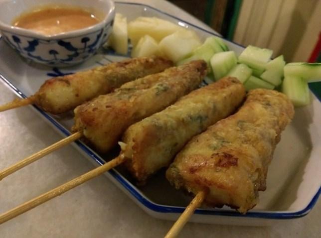 Hamonique19 Bangkok-Harmonique物美價廉 馳名泰國餐廳