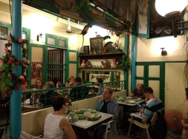 Hamonique23 Bangkok-Harmonique物美價廉 馳名泰國餐廳