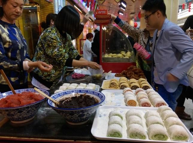 IMAG3619 Tianjin-南市食品街 來一趟品嚐所有天津小吃