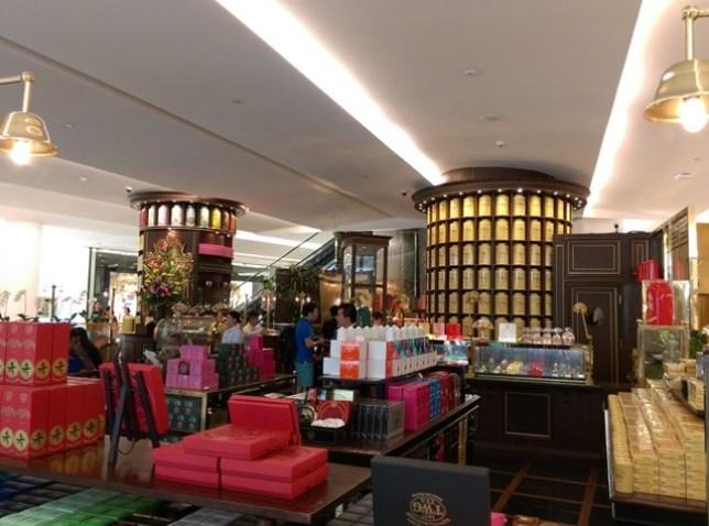 TWG05 Bangkok-TWG下午茶 體驗一下貴婦下午茶的魅力