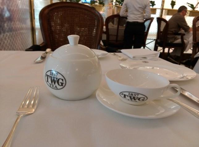 TWG09 Bangkok-TWG下午茶 體驗一下貴婦下午茶的魅力