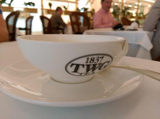 TWG10 Bangkok-TWG下午茶 體驗一下貴婦下午茶的魅力
