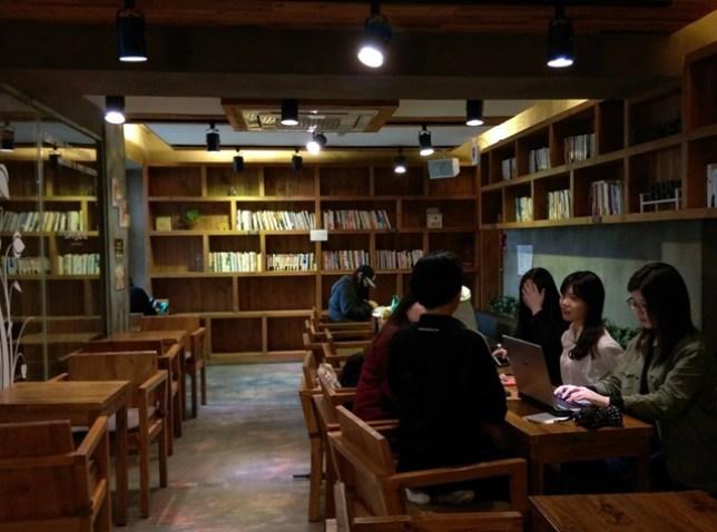caffebeme05 Seoul-Caffe Bene到首爾也要咖啡陪你一下