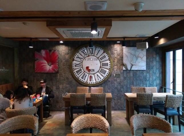 caffebeme07 Seoul-Caffe Bene到首爾也要咖啡陪你一下