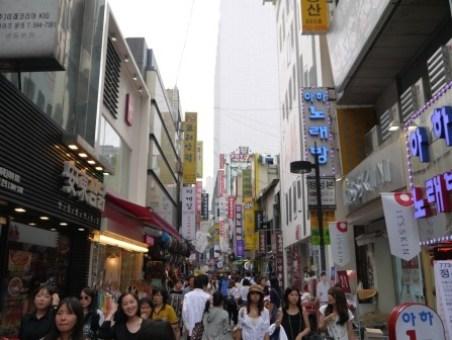 clip_image016 Seoul-明洞 購物天堂