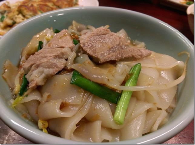 09_thumb3 北埔-老街粄條 土角厝裡的好吃粄條