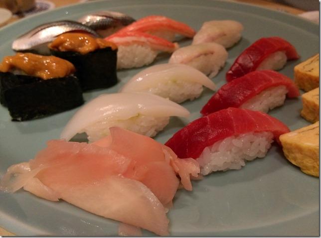 10_thumb2 Omori-壽司寅 靜謐的小站靜謐的壽司料理