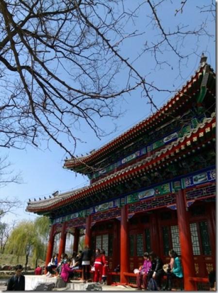 11_thumb9 Beijing-圓明園 英法聯軍毀的差不多了 但還是被列入世界文化遺產