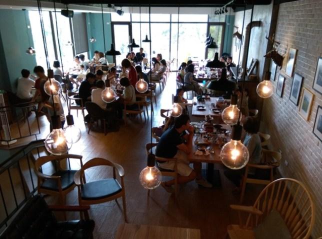 27 芎林-綠色小徑 賞桐花順便來喝個茶吧