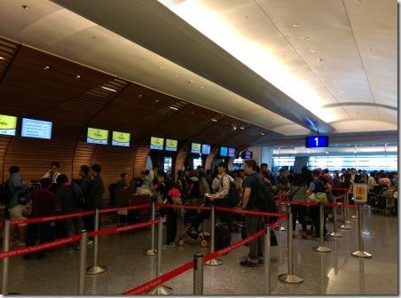 IMAG4002 201504首飛Scoot酷航完首爾 好樣的桃園機場 delay真夠久的
