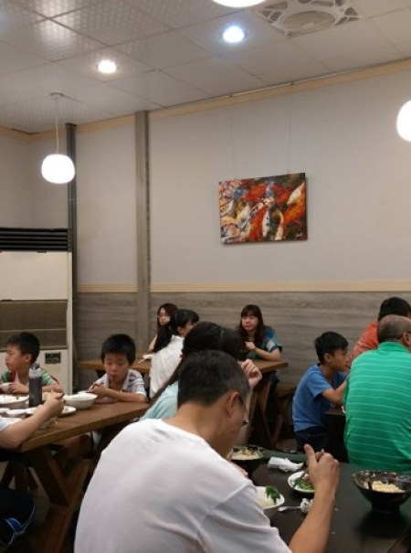 07 新竹-台南小吃店 推虱目魚湯與鹽水意麵