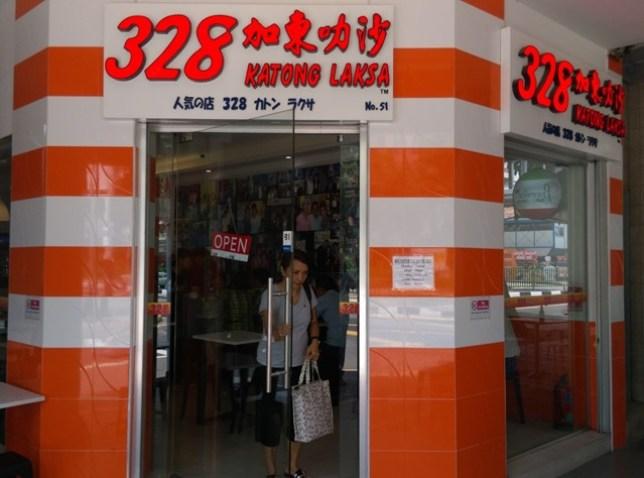 32802 Singapore-328 Katong Laksa加東叻沙 值得專程來訪