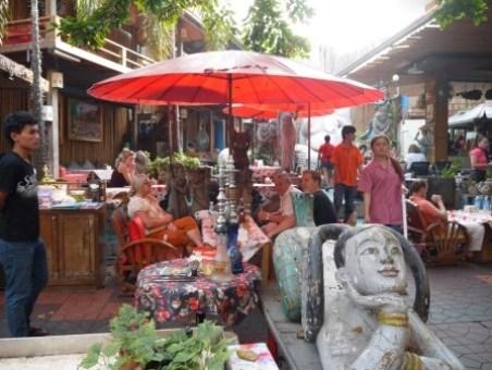 Khaoshan12 Bangkok-高山路Khaosan Road背包客天堂