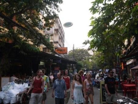 Khaoshan13 Bangkok-高山路Khaosan Road背包客天堂