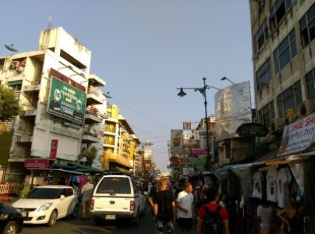 Khaoshan25 Bangkok-高山路Khaosan Road背包客天堂