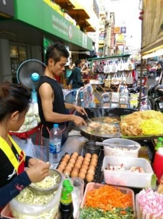 Khaoshan29 Bangkok-高山路Khaosan Road背包客天堂