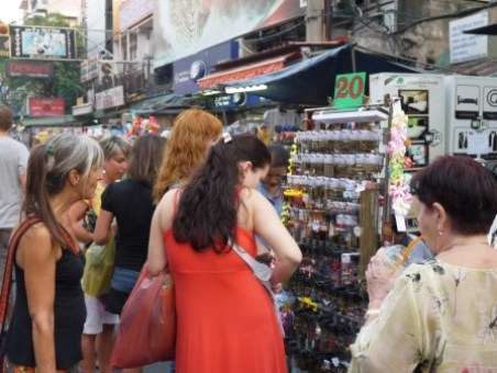 Khaoshan45 Bangkok-高山路Khaosan Road背包客天堂