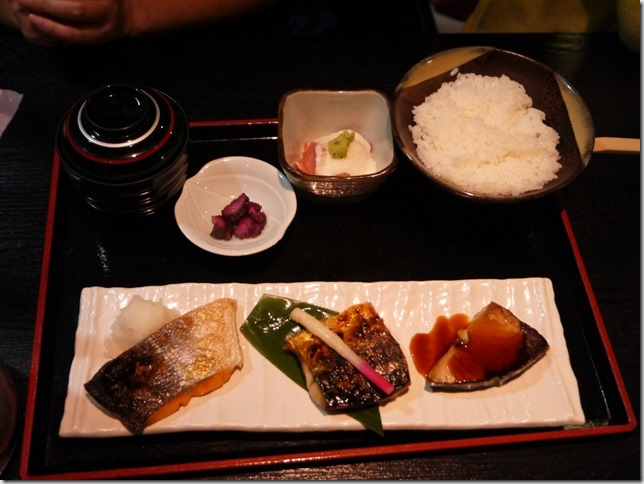 06_thumb4 Tokyo-和彩酒蔵 だるま 就這樣的定食套餐