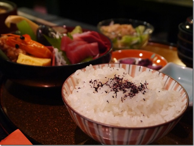 10_thumb3 Tokyo-和彩酒蔵 だるま 就這樣的定食套餐