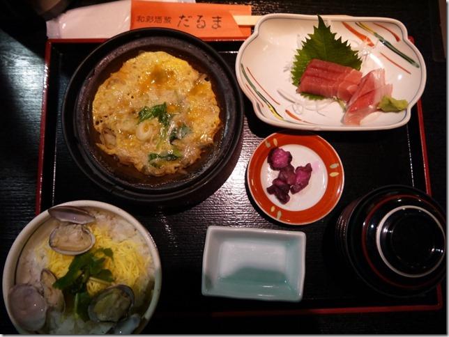 11_thumb4 Tokyo-和彩酒蔵 だるま 就這樣的定食套餐