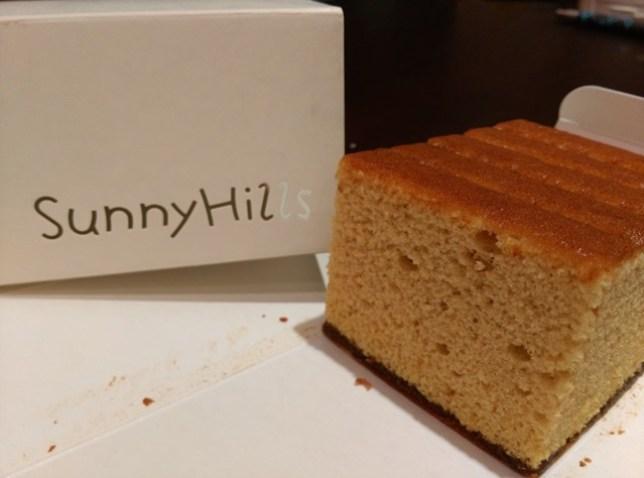 17 南投-微熱山丘 蜜豐糖蛋糕 誠懇的新風味