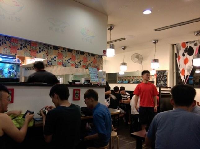 3 新竹-二六食堂 墜落的學子的美食天堂