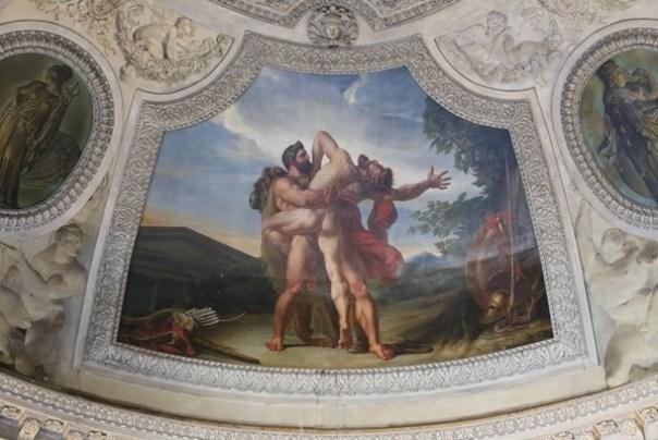 11111033 Paris-巴黎羅浮宮Musee du Louvre 藝術殿堂眼花撩亂看不完 一馬當先看蒙娜麗莎