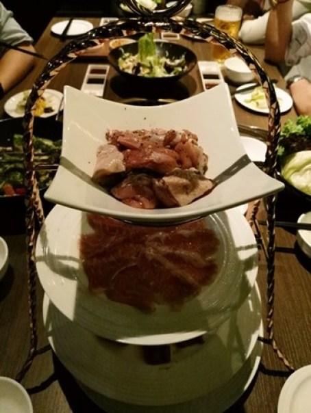 11113 竹北-同話燒肉 超夜店FU的燒肉店