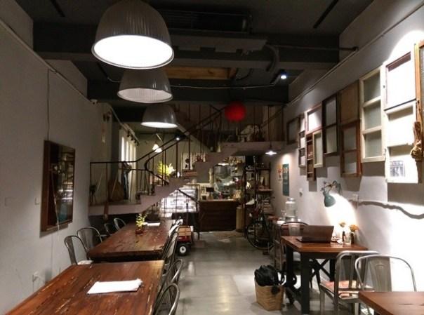 12000005 新竹-2/100 Cafe百分之二咖啡 老房子新氣氛