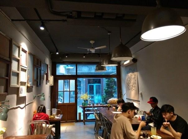 12000008 新竹-2/100 Cafe百分之二咖啡 老房子新氣氛