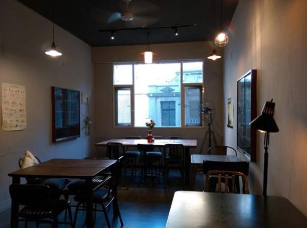 12000021 新竹-2/100 Cafe百分之二咖啡 老房子新氣氛