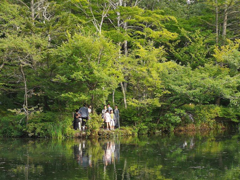 karuizawa15 Karuizawa-輕井澤輕鬆鐵馬行/聖保羅教堂/雲場池
