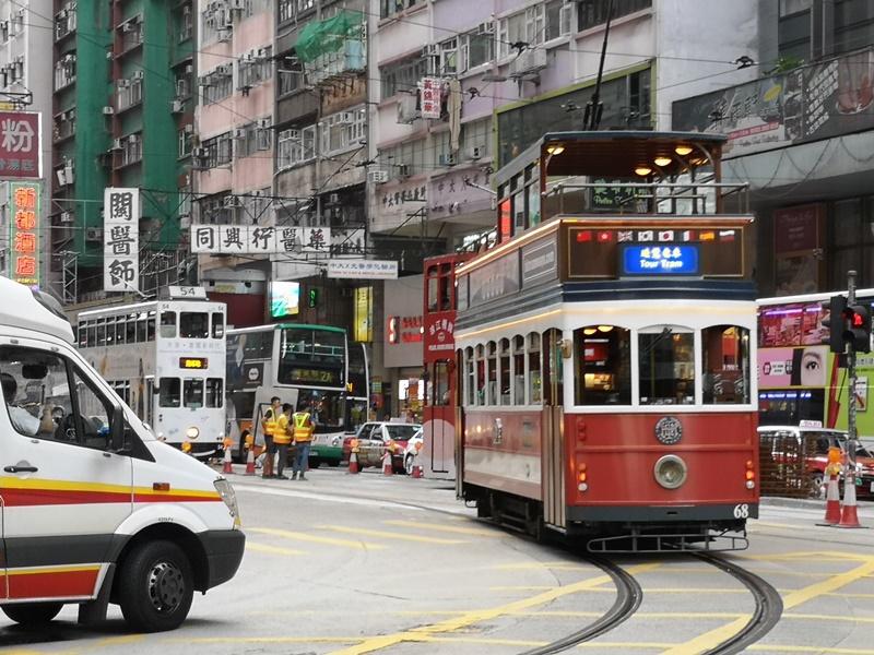 dingdingcar0411 HK-叮叮車 在鬧區中的復古車隊 搭上叮叮車享受忙碌香港的緩慢
