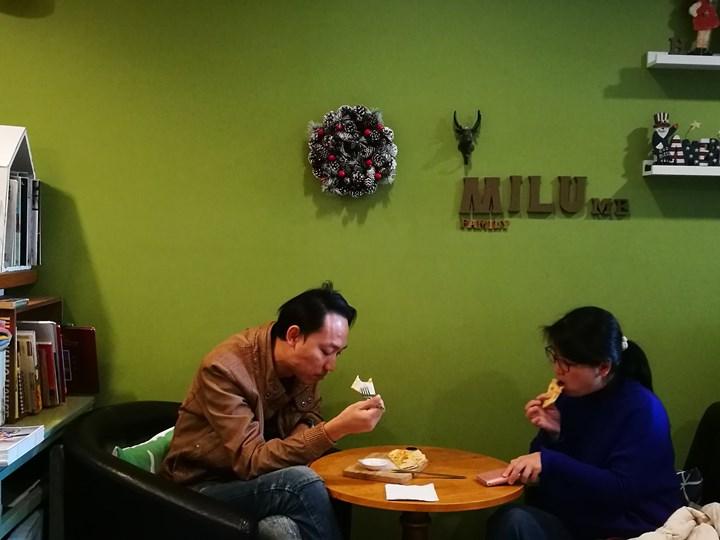milu06 中壢-Milu Cafe迷路來我家吧 早午餐+咖啡