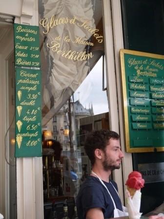 1373904251-2952108950-e1438731213960 Paris-塞納河邊享受Le Flore en l'Ile 冰淇淋&愛情鎖橋(2013英法德三國四城快速通過之16)