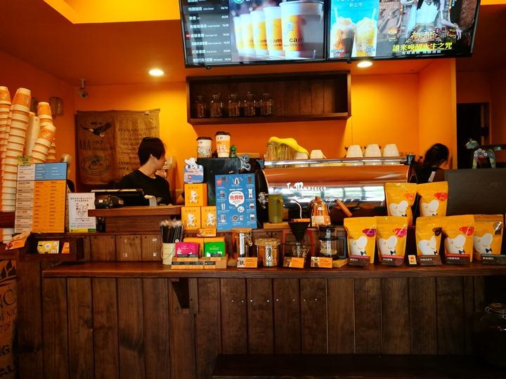 cama03 竹北-CAMA咖啡 平價連鎖咖啡 香醇的耶加雪菲