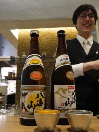 1398563526-204536854-e1437834031546 Nihonbashi-八海山 千年こうじや 這是新式的居酒屋嗎?輕鬆舒服地喝一杯吧!