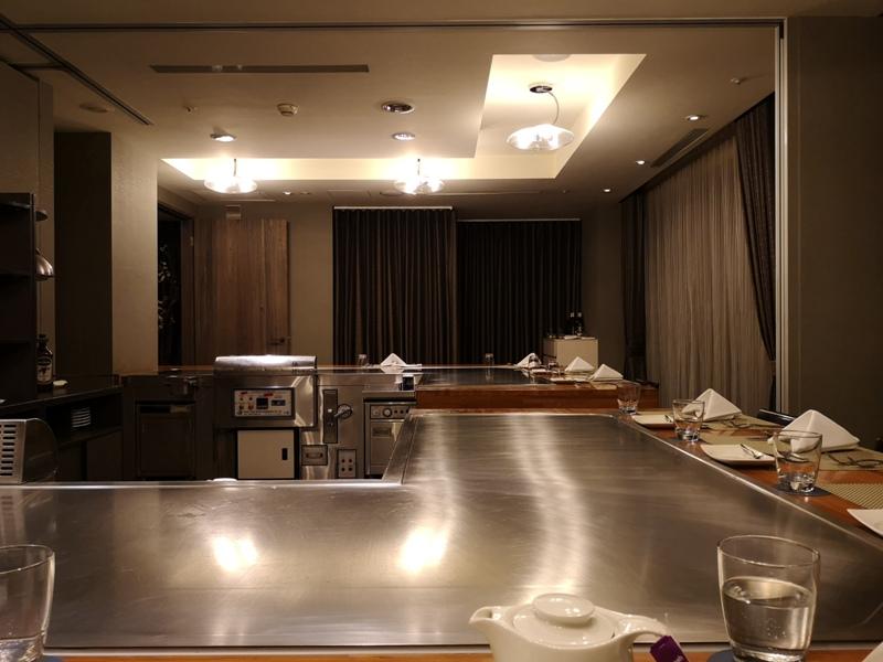 teppenyaki22 竹北-喜來登內的邀月亭鐵板燒 輕鬆舒適又好吃