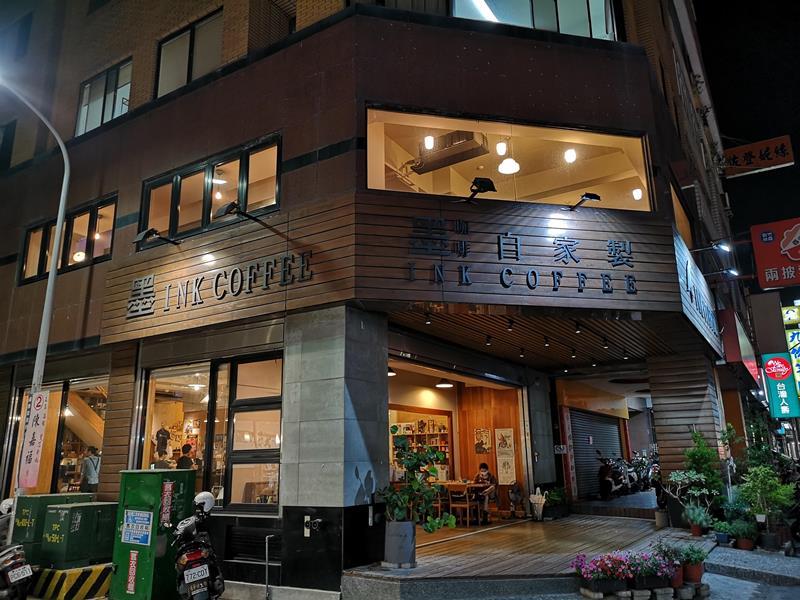inkcoffeee01 新竹-墨咖啡 溫暖的空間