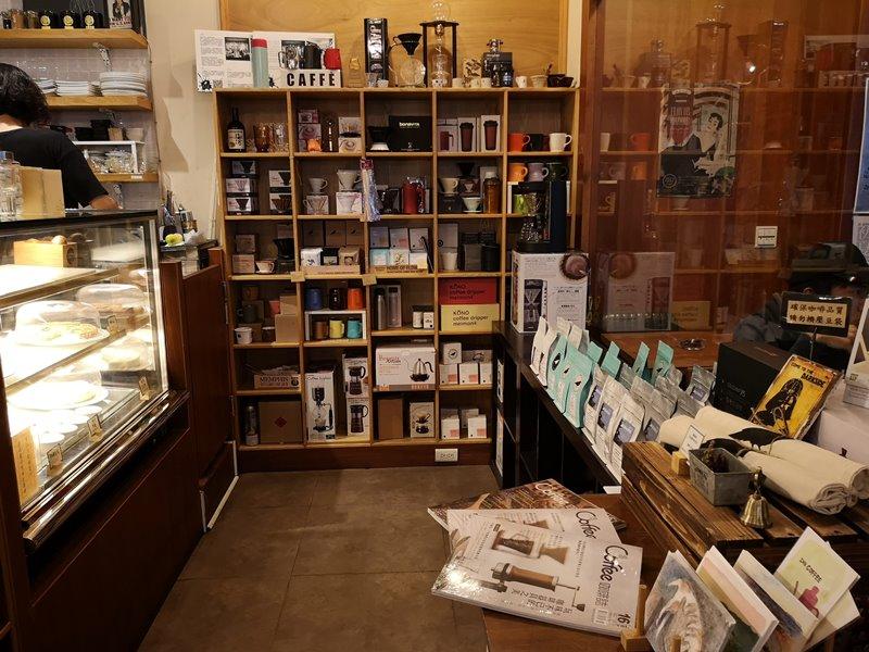 inkcoffeee04 新竹-墨咖啡 溫暖的空間