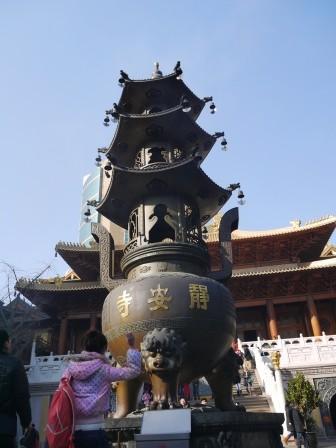1358695653-109508733-e1439307721178 Shanghai-靜安寺 精華區中的寺廟