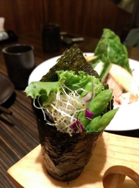 IMAG5951 新竹-十六區 簡單好味道 來吃壽司囉