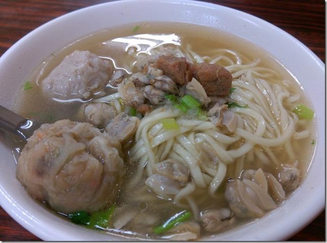6_thumb2 彰化-阿添蛤仔麵 真材實料清爽湯頭的蛤仔麵