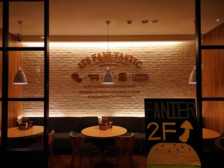 fanier12 竹北-Fanier 費尼 竹北也有好吃的漢堡店囉!!早午餐也不賴