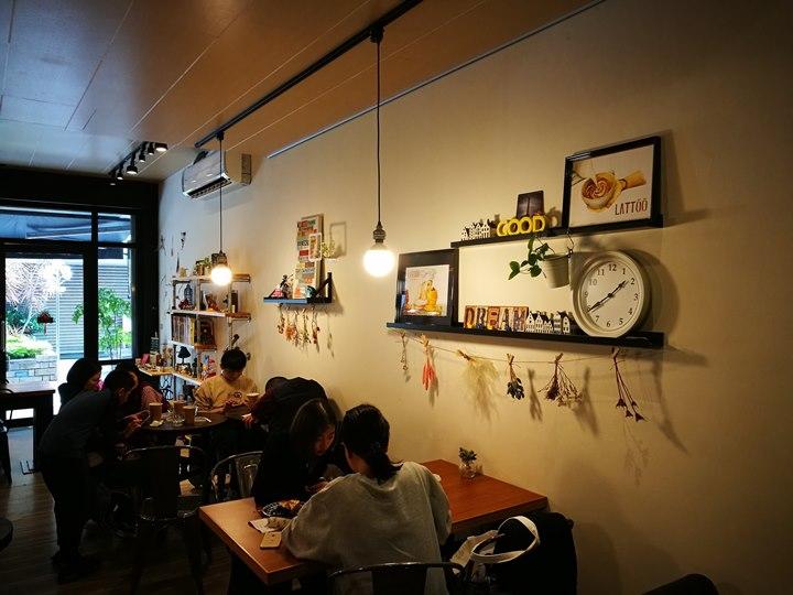 lottoo0103 中壢-想想Caffee*Lottoo 輕鬆舒適的小咖啡館