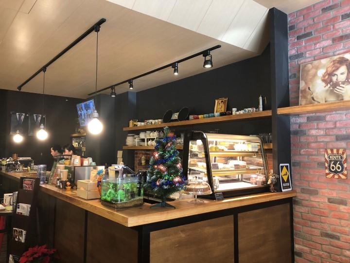 lottoo0113 中壢-想想Caffee*Lottoo 輕鬆舒適的小咖啡館