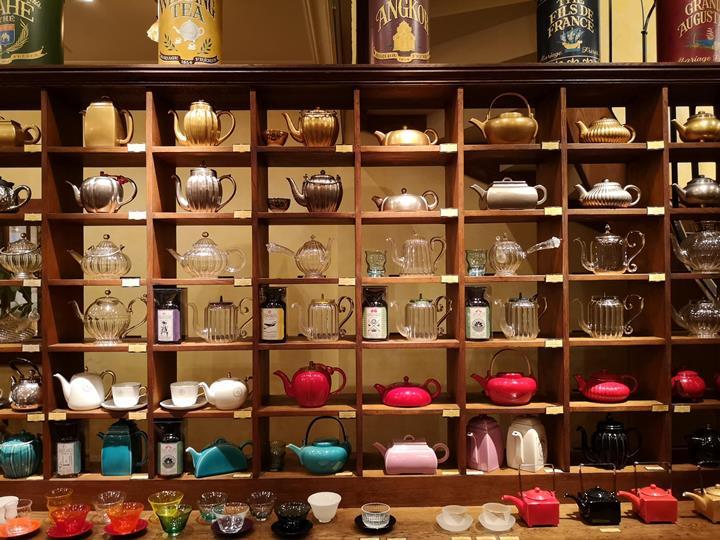 Freress1811105 Ginza-Mariage Freres銀座巷子內的瑪黑兄弟茶 茶香餐點優