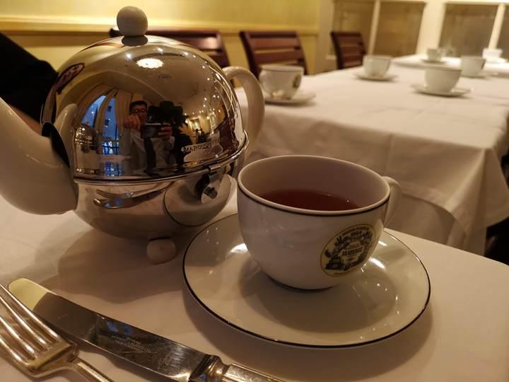 Freress1811113 Ginza-Mariage Freres銀座巷子內的瑪黑兄弟茶 茶香餐點優
