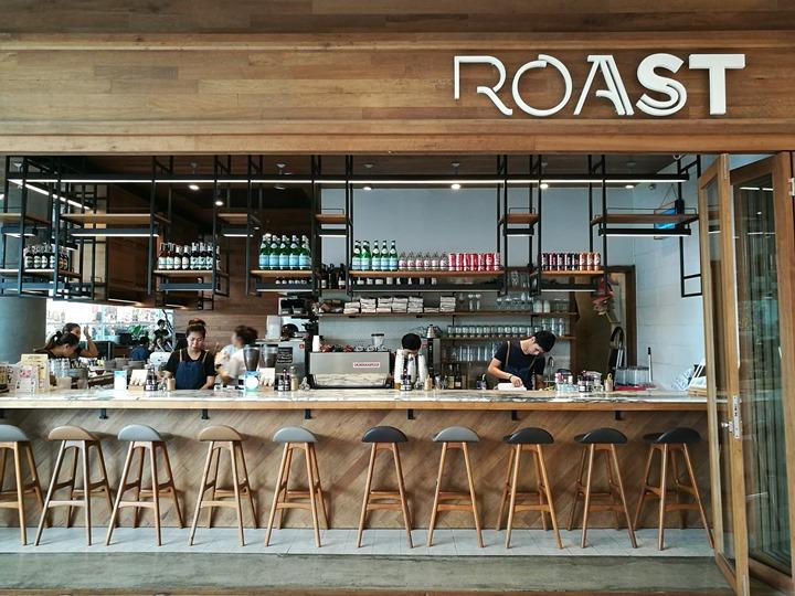 roast02 Bangkok-Roast Coffee曼谷時尚咖啡廳 夯